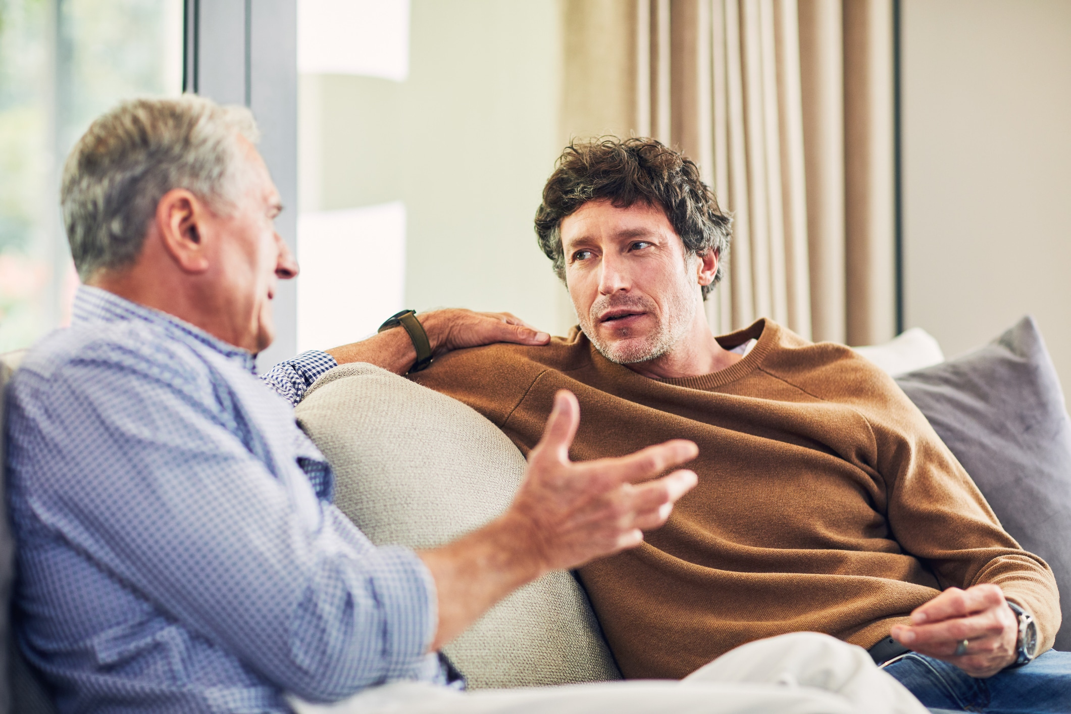 What to Say to Your Loved One with Hearing Loss
